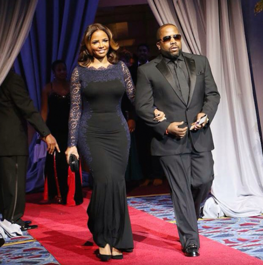 Big Boi and Sherlita Patton - UNCF Mayors Ball
