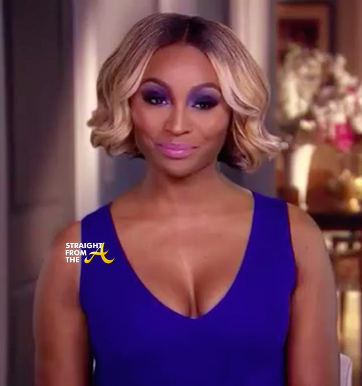 Cynthia Bailey Hairstyles 2014