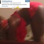 Darshelle Usher Instagrams - StraightFromTheA 2