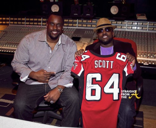 Johnathon Scott NFL and Big