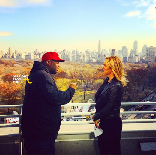 Killer Mike CNN Brooke Baldwin - StraightFromTheA