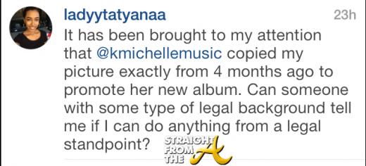 Ladyytatyanaa instagram  - Straightfromthea 1