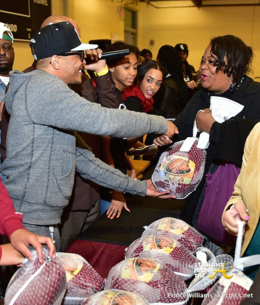 T.I. Turkey Giveaway - 2014 StraightFromTheA-17