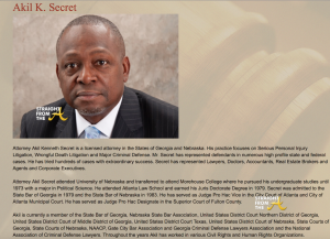Akil Secret - TheSecretFirm Atlanta