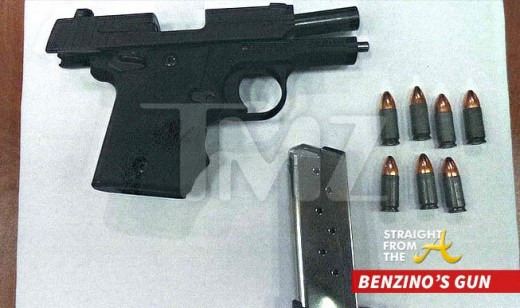 Benzino Loaded Gun