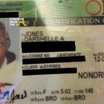 Darshelle Jones Ohio ID