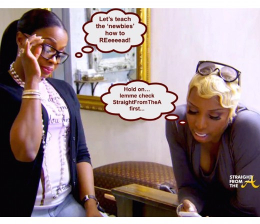 phaedra and nene