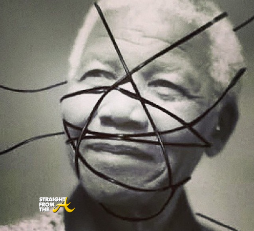 Madonna Rebel Heart - Mandela