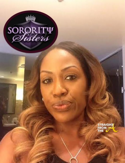 Shanta Mayes Sorority Sisters