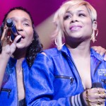 THEY SAY: TLC Dropped From Epic & Pebbles Could Be The Blame!