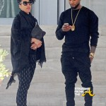Usher Raymond & Grace Miguel: Engaged or Secretly Married?? [PHOTOS]