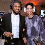 Usher and Grace 2015 - StraightFromTheA 2