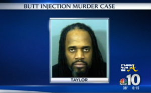 Vinnie Taylor Mugshot 2