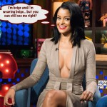 Disrespectful? Or Nah? #RHOA Claudia Jordan Disses Dark Skinned Blacks in 2009… [FULL VIDEO]