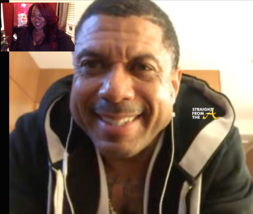 ATLien Facetime with Benzino - StraightFromTheA