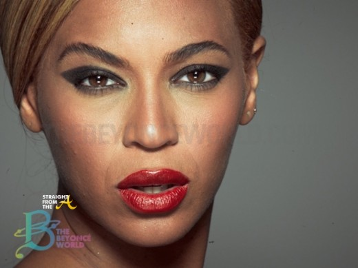 Beyonce Untouched 1