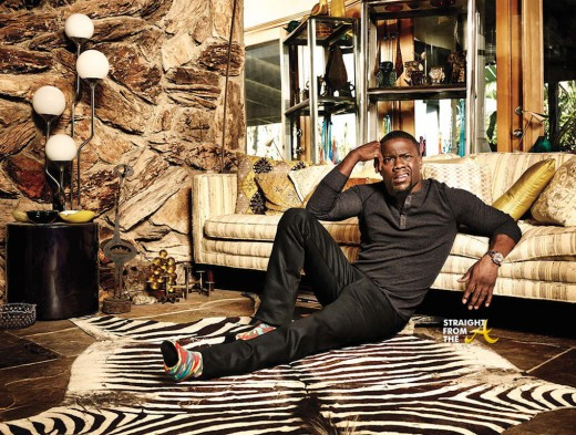 Kevin Hart Mens Health 2015