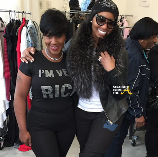 Nene Leakes Pop Up Closet 3