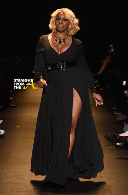 Nene Leakes for Fashion For Relief 2015-3