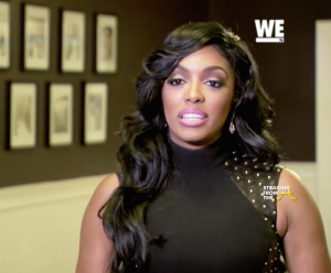 Porsha Williams David Tutero CELEBrations 2015