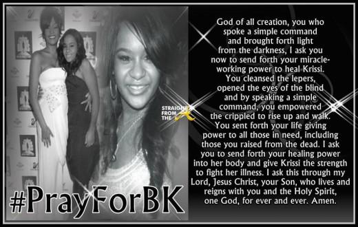 Pray for BK