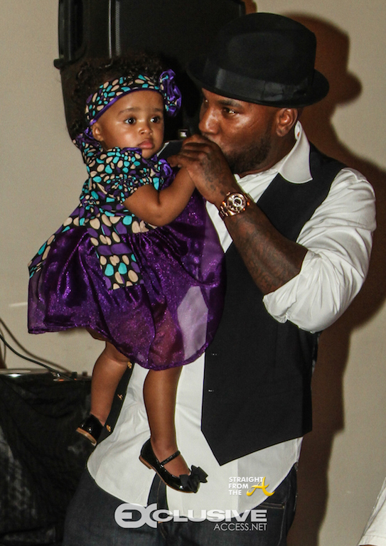 Jeezy Celebrates Daughters 1st Birthday Photos By