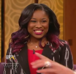 Reginae Carter - The Wendy Show 2