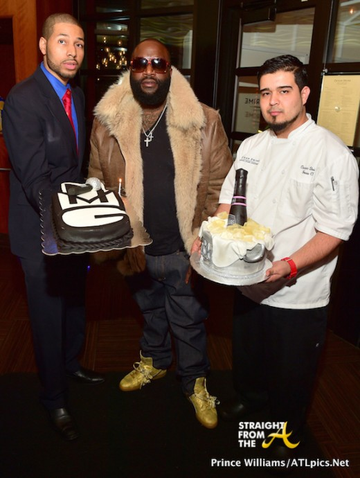 Rick Ross Cakes