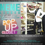 Wanna Dress Like #RHOA Nene Leakes? Check Out Her 'Pop Up' Closet… [PHOTOS]