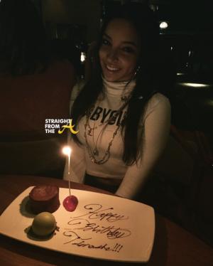 Tinashe 22 Bday
