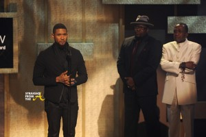 Usher Bobby Brown Ben Vereen
