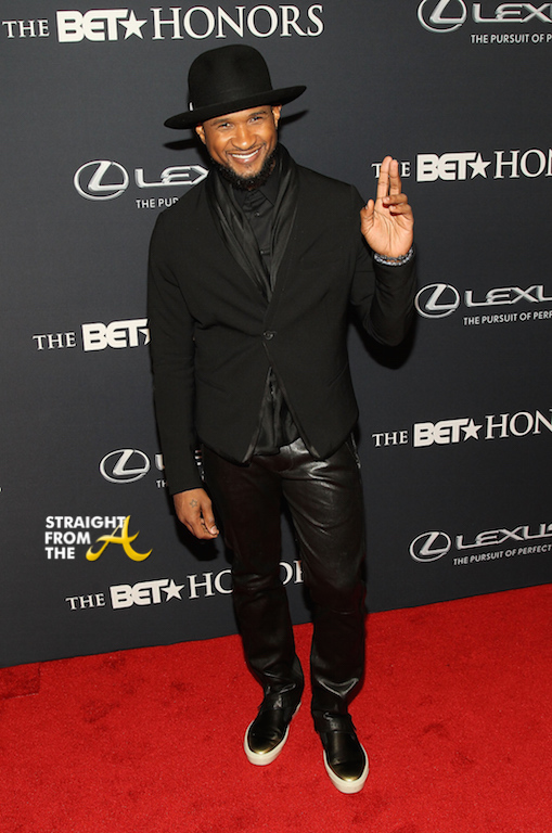 BET Honors 2015 - Arrivals