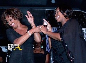 Whitney Houston Kelly Price 1