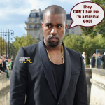 WTF?!? 60,000+ Petitioners Demand Kanye West (and His Ego) Be Banned From England's Glastonbury Festival…