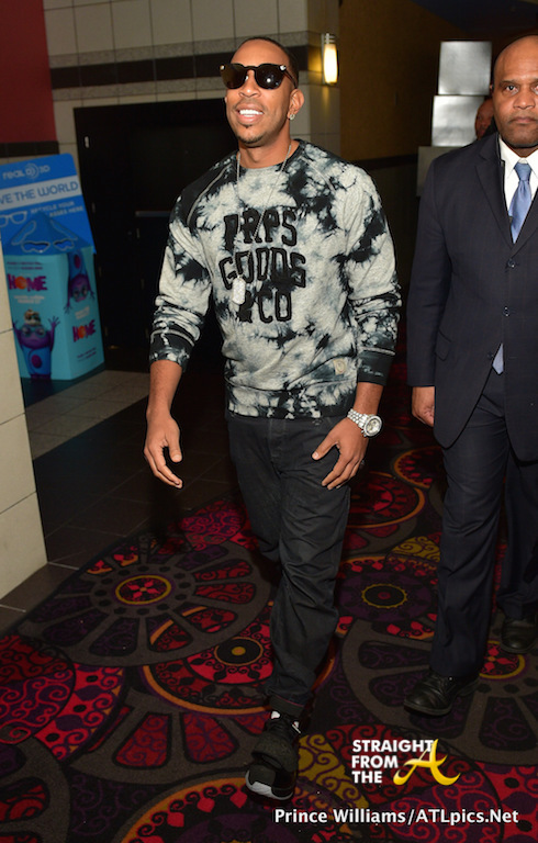 Ludacris Furious 7 Screening - SFTA-28