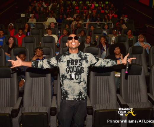 Ludacris Furious 7 Screening - SFTA-38