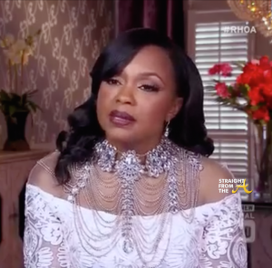 Phaedra Parks New Look