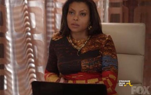 Taraji P. Henson - Empire  - Givenchy Mosaic Pixel Print Dress.