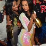 Club Shots: Toya Wright & Draya Party at Atlanta's Compound Nightclub… [PHOTOS]