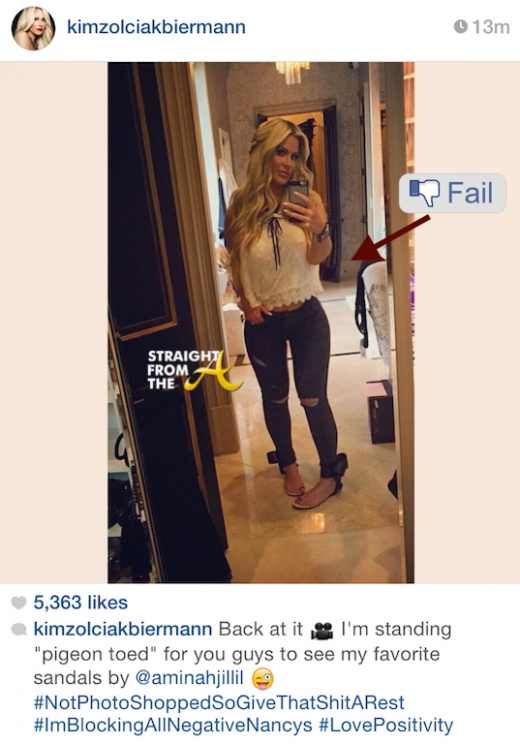 kim zolciak biermann photoshop fail
