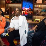 #RHOA Kenya Moore, Derek J & Miss Lawrence Do #WWHL… [PHOTOS + VIDEO]