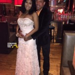 Boo'd Up: Benzino & Althea Spotted w/Tamar Braxton…