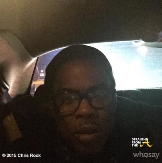 Chris Rock Police Stop 2