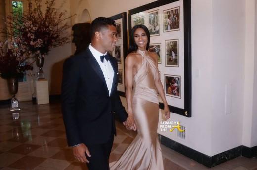 Ciara Russell Wilson White House 2015 10