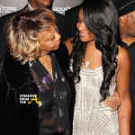 Cissy Houston Bobbi Kristina 2