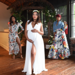 Baby Bump Watch: Eudoxie & Ludacris Share Baby Shower Photos…