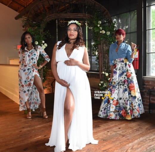 Eudoxie Ludacris Baby Shower 2015-9