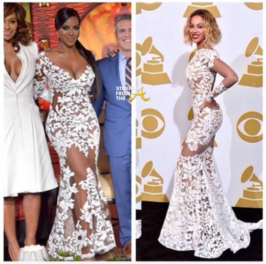 Kenya Moore vs Beyonce - RHOA Reunion