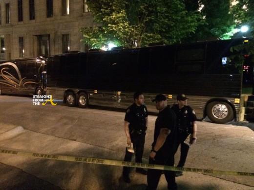Lil Wayne Tour Bus