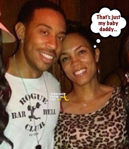 Ludacris Tamika Fuller 1